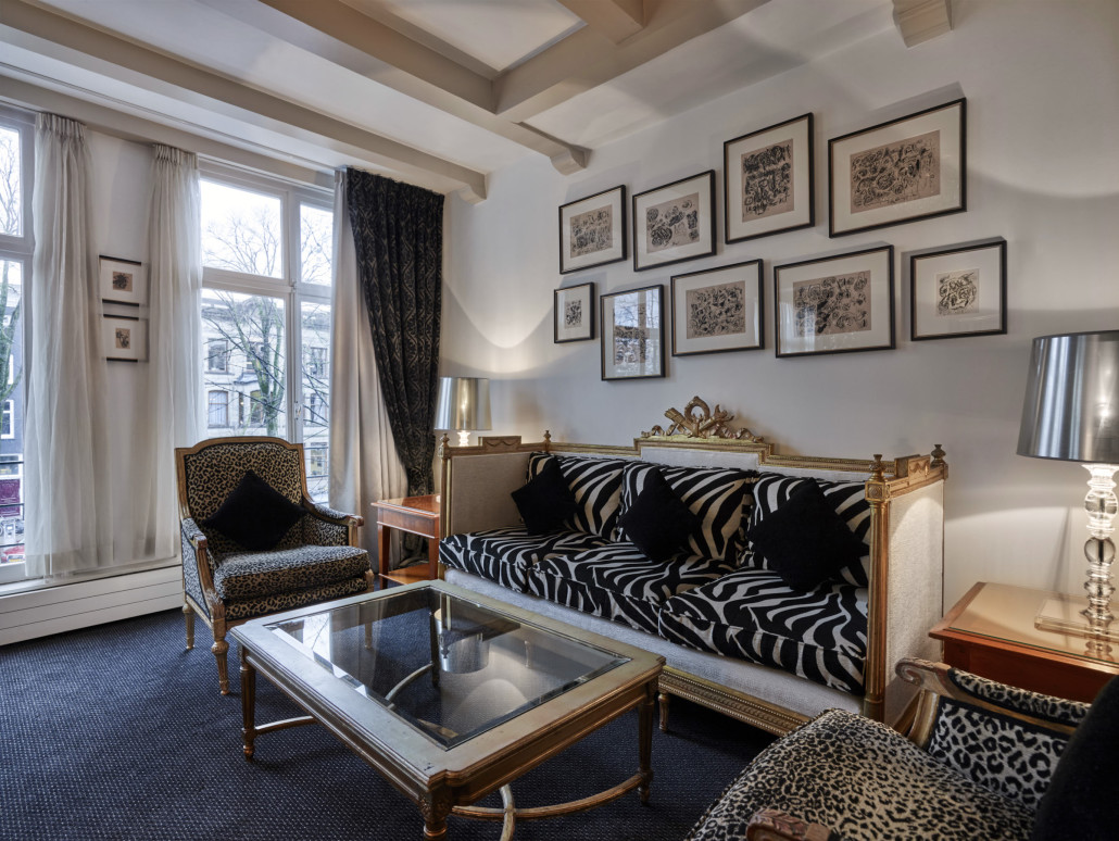 Our luxurious and fully furnished apartment on Herengracht in the centre of Amsterdam