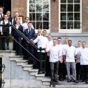 The team of Brasserie Ambassade